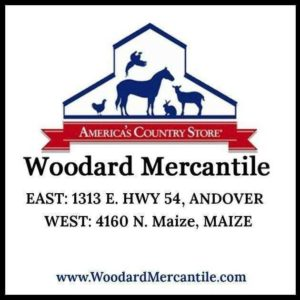 Woodard Mercantile logo 1