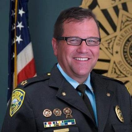 Sheriff Jeff Easter